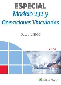Imagen de ESPECIAL Modelo 232 y operaciones vinculadas
