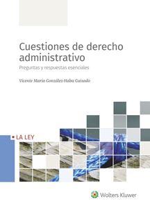 Imagen de Cuestiones de Derecho Administrativo