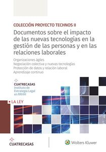 Imagen de Documentos sobre el impacto de las nuevas tecnologías en la gestión de las personas y en las relaciones laborales (6-9)