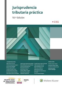 Imagen de Jurisprudencia tributaria práctica - 10ª Ed.