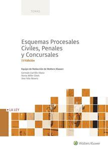 Imagen de Esquemas Procesales Civiles, Penales y Concursales - 7ed