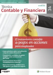 Técnica Contable y Financiera nº 34, octubre 2020