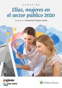 Imagen de Ellas, mujeres en el sector público 2020