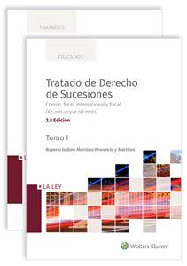 Imagen de Tratado de Derecho de Sucesiones - 2.ª Ed. (2 Tomos)
