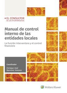 Imagen de Manual de control interno de las entidades locales