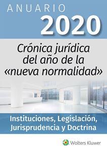 Imagen de Anuario 2020. Crónica jurídica del año de la «nueva normalidad»