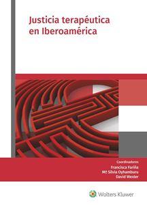 Imagen de Justicia terapéutica en Iberoamérica