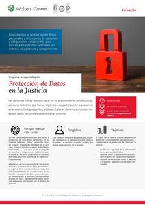 Imagen de Programa de especialización Protección de Datos en la Justicia
