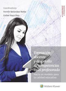 Imagen de Formación docente y desarrollo de competencias en el profesorado