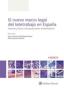 Imagen de El nuevo marco legal del teletrabajo en España