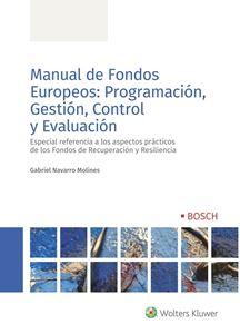Imagen de Manual de Fondos Europeos: Programación, Gestión, Control y Evaluación