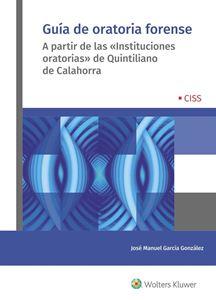 Imagen de Guía de oratoria forense