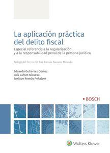 Imagen de La aplicación práctica del delito fiscal