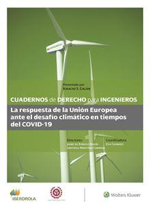 Cuaderno 55 - La respuesta de la Unión Europea ante el desafío climático en tiempos del COVID-19
