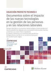 Imagen de Documentos sobre el impacto de las nuevas tecnologías en la gestión de las personas y en las relaciones laborales (10-13)