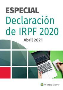 Imagen de ESPECIAL Declaración de IRPF. Ejercicio 2020