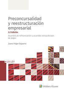 Imagen de Preconcursalidad y reestructuración empresarial (3.ª edición)
