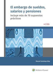El embargo de sueldos, salarios y pensiones