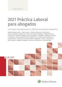 2021 Práctica Laboral para abogados - versión papel