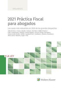 2021 Práctica fiscal para abogados - versión papel
