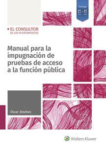 Manual para la impugnación de pruebas de acceso a la función pública
