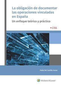 La obligación de documentar las operaciones vinculadas en España