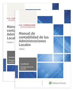 Manual de contabilidad de las Administraciones Locales (2 tomos)