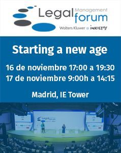 Legal Management Forum 2021: Starting a new age